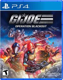 PlayStation 4 GI Joe Operation Blackout