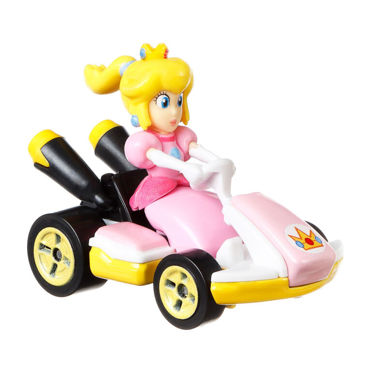 Hot Wheels Mario Kart Vehicle 4-Pack - Styles May Vary
