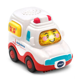 VTech Go! Go! Smart Wheels Ambulance - English Edition