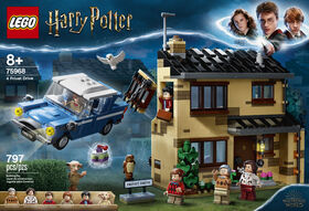 LEGO Harry Potter 4 Privet Drive 75968 - Édition anglaise