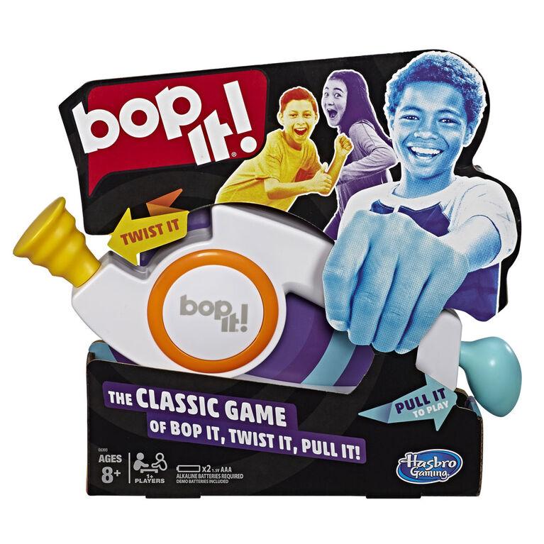 Hasbro Gaming - Jeu électronique Bop It! - les motifs peuvent varier