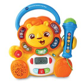 VTech Zoo Jamz Rock & Roar Karaoke - French Edition