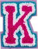 Patches: Decorative Letter - K