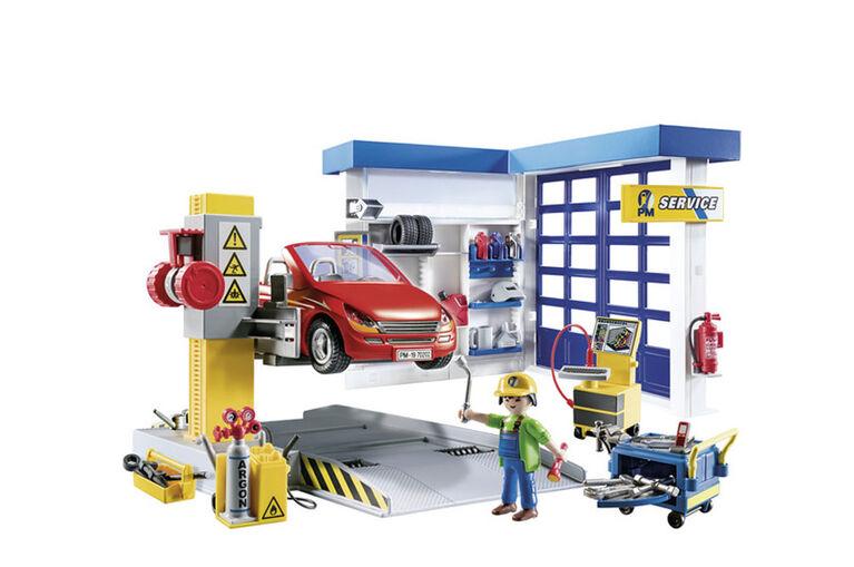 replacement part Playmobil 6069 car