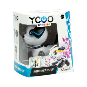 YCOO:  Robo Heads Up: Dog