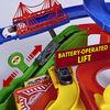 Majorette - Mega City Garage - Les couleurs et les motifs peuvent varier