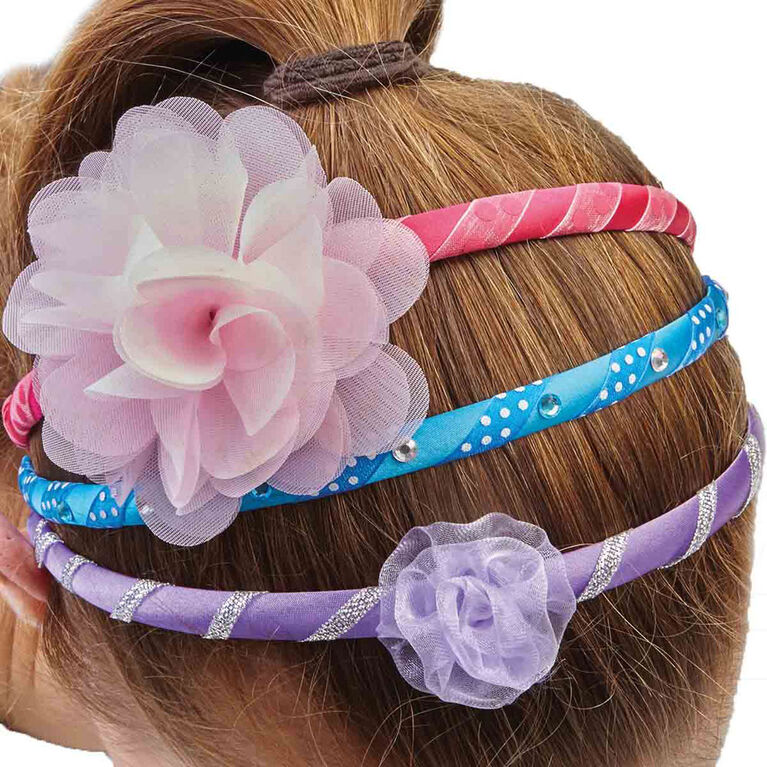 2 In 1 Fashion Hairbands Out To Impress - R Exclusive