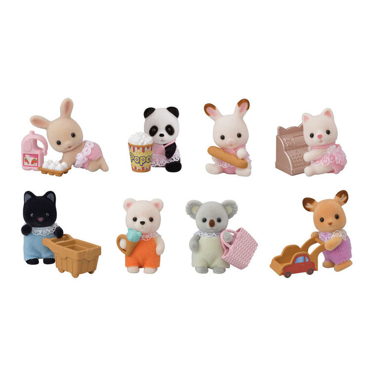 Calico Critters Baby Shopping Series Blind Bag