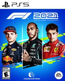 PlayStation 4 - F1 2021
