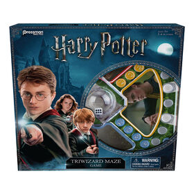 Pressman: Harry Potter Tri-Wizard Maze Game - English Edition
