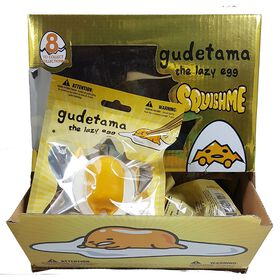 Gudetama the Lazy Egg - SquishMe