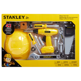 Stanley Jr Mega Tool Set