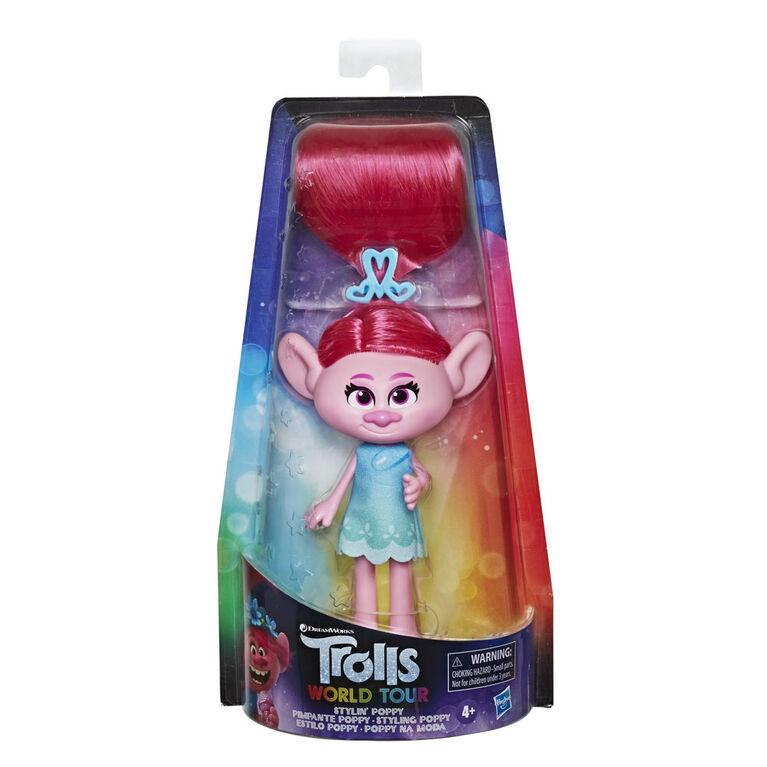 Trolls de DreamWorks, Pimpante Poppy