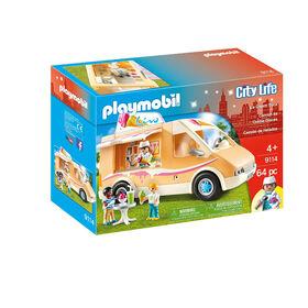 Playmobil - Ice Cream Truck (9114)