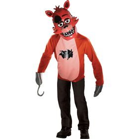 Trousse de déguisement - Five Nights At Freddy's Foxy.