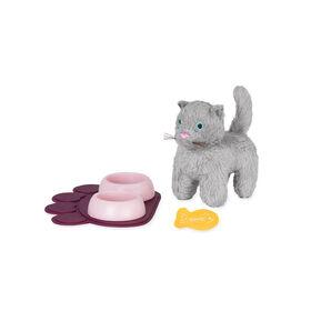 Pet Kitten Set, Our Generation, Animal en peluche pour poupées de 18po