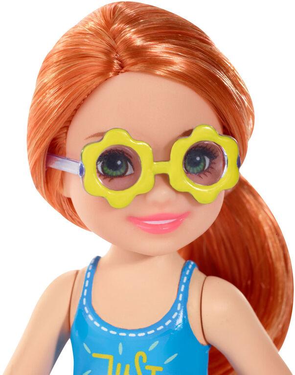 Barbie Club Chelsea Doll - Redhead