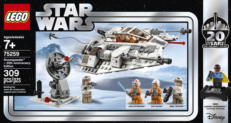 Lego Star Wars Snowspeeder – 20th Anniversary Edition 75259