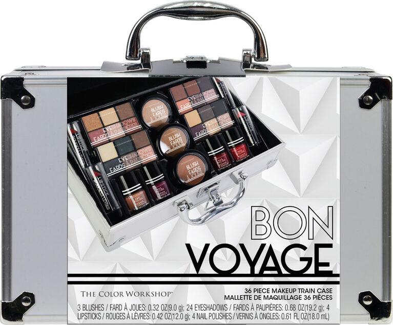 The Color Workshop -  Bon Boyage Train Case