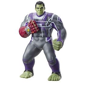 Marvel Avengers : Endgame - Figurine Hulk Poing fracassant - Édition anglaise