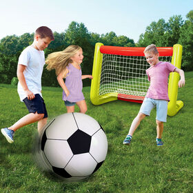 Typhoon Sports Jumbo Soccer Set