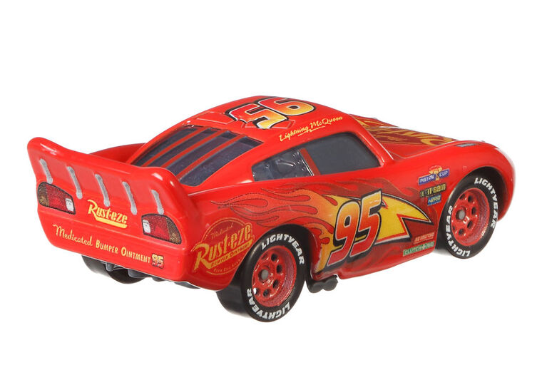 Disney/Pixar Cars Charlie Checker and Lightning McQueen 2-Pack