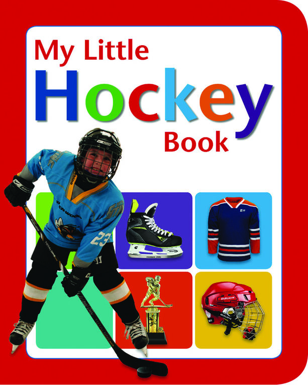 My Little Hockey Book - English Edition