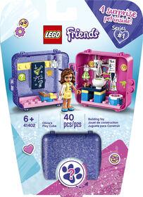 LEGO Friends Le cube de jeu d'Olivia 41402