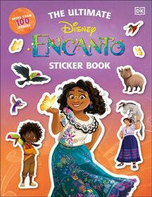 Disney Encanto The Ultimate Sticker Book - English Edition