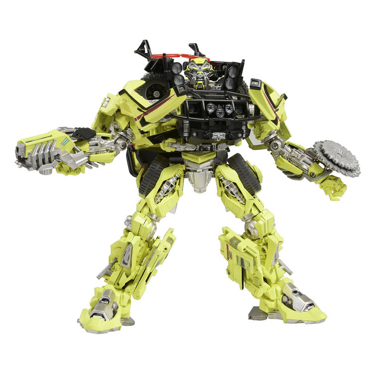 Transformers Movie Masterpiece Series: MPM-11 Autobot Ratchet Collector Figure - R Exclusive - English Edition