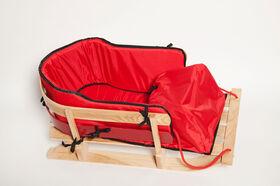JAB - Baby sled with cushion