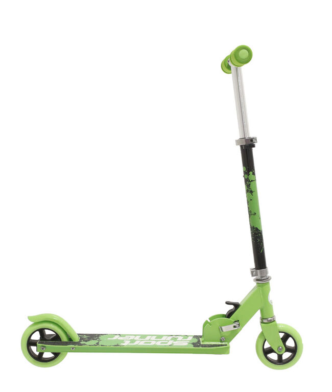 Sport Runner Premium Series Kick Scooter - Green - R Exclusive