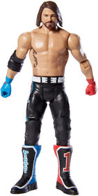WWE - Top Picks - Figurine articulee - AJ Styles - Édition anglaise