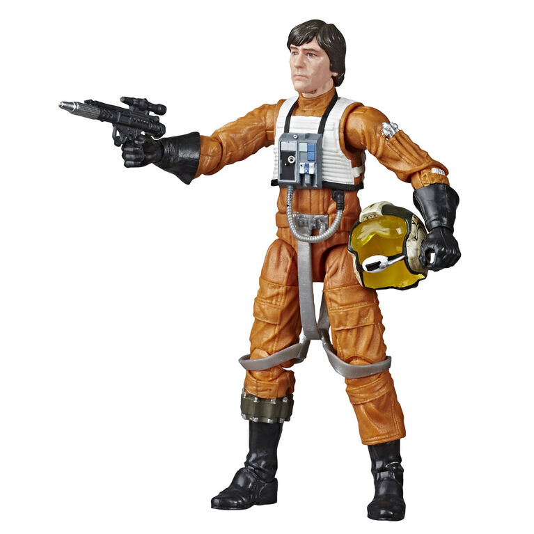 Star Wars The Black Series Wedge Antilles 6-inch Figure