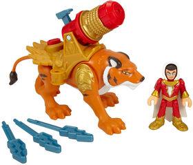 Fisher-Price Imaginext DC Super Friends Shazam! & Tiger Set