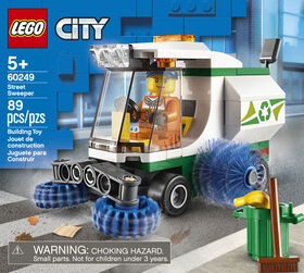 LEGO City Great Vehicles Street Sweeper 60249