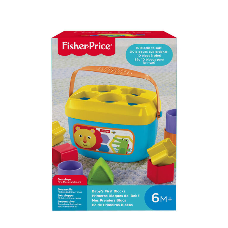 Fisher-Price - Mes Premiers Blocs