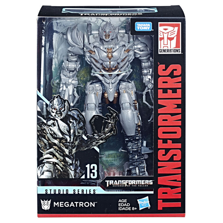 Transformers Studio Series 13 Voyager Class Movie 2 Megatron