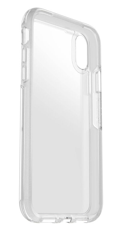 OtterBox Symmetry Case iPhone XR Clear/Clear