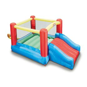 Little Tikes - Junior Jump 'N Slide Bouncer