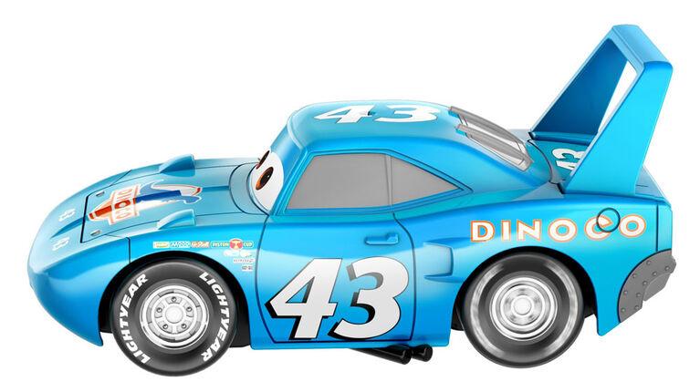 Disney/Pixar - Les Bagnoles - Bolides Turbo - Strip Weathers ALIAS «Le King» - Édition anglaise