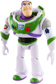 Disney Pixar Toy Story - True Talkers Buzz Lightyear Figure - French Edition