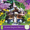 Ceaco: Fairy Houses - Alpine Cottage Jigsaw Puzzle 300 Piece