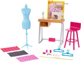 Barbie Career Fashion Design Studio Playset