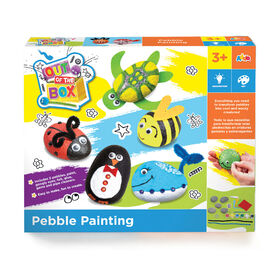 Out of the Box Pebble Painting - R Exclusive