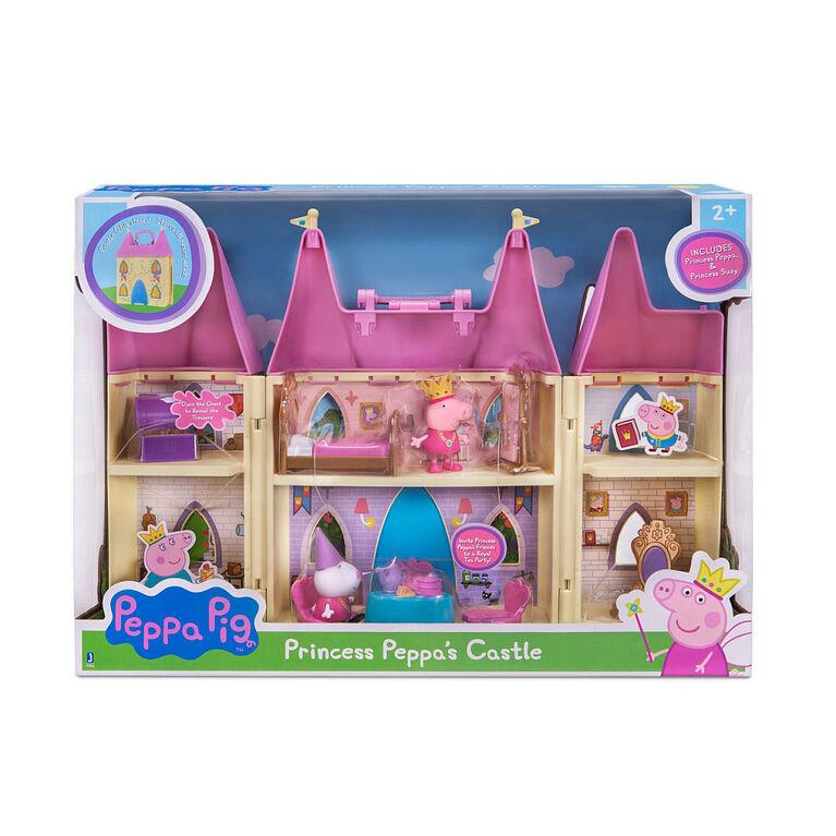 Peppa Pig - Château de Princesse Peppa