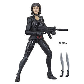 PRE-ORDER, SHIPS AUG 9, 2021 - G.I. Joe Classified Series Snake Eyes: G.I. Joe Origins Baroness Action Figure