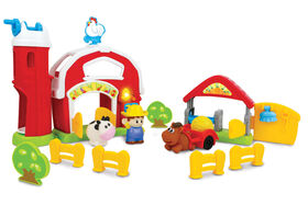 Imaginarium Baby - Barnyard Fun Playset