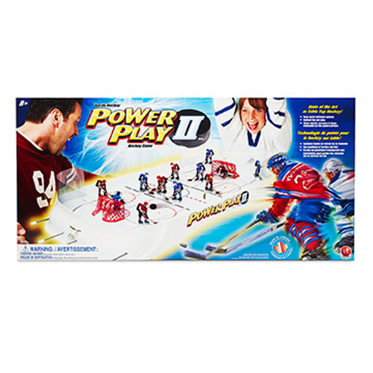 Powerplay 2 Rod Hockey Game