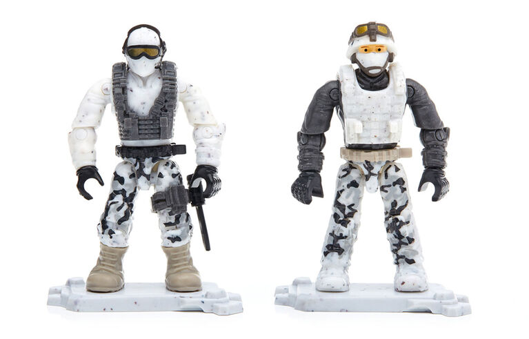 Mega Construx Call of Duty Arctic Outpost Armory